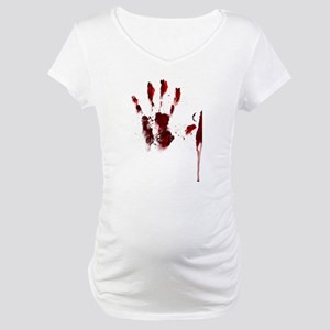 The Red Hand Maternity T-Shirt